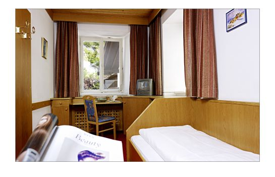 Chambre individuelle (standard) Alpenhotel
