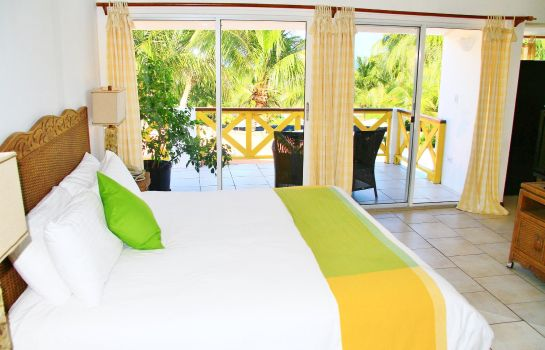 Suite FRANGIPANI BEACH RESORT