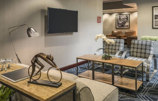 Hotel-Bar Four Points by Sheraton Boston Logan Airport Revere