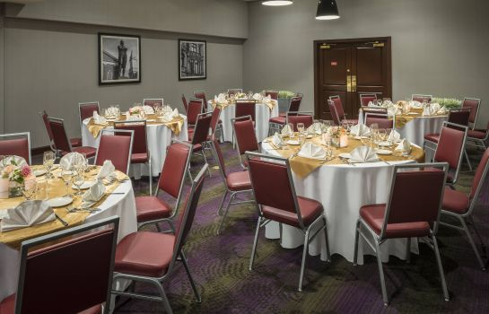 Sala de reuniones Four Points by Sheraton Boston Logan Airport Revere