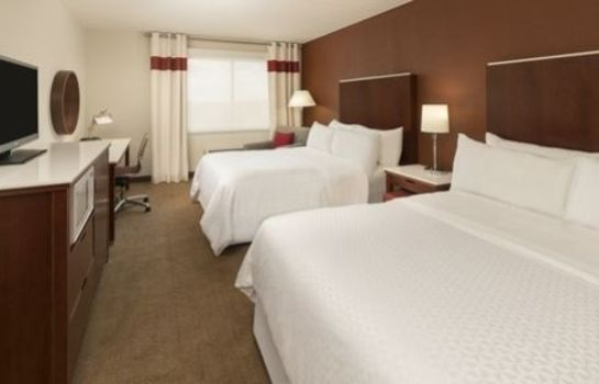 Zimmer Four Points by Sheraton Boston Logan Airport Revere