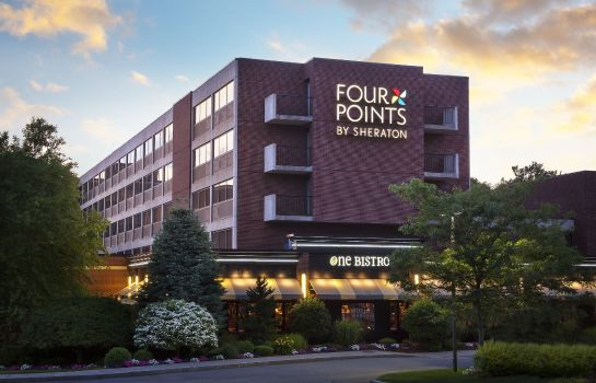 Exterior view Four Points by Sheraton Norwood