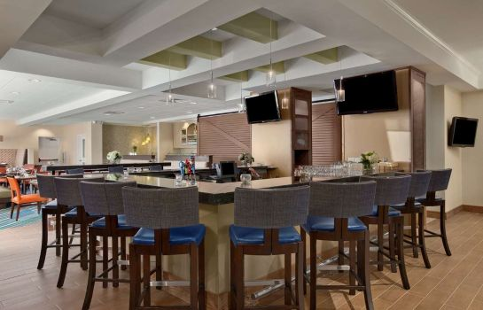 Hotel bar Hilton Garden Inn Boston-Burlington