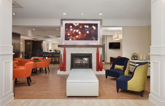 Hotelhalle Hilton Garden Inn Boston-Burlington