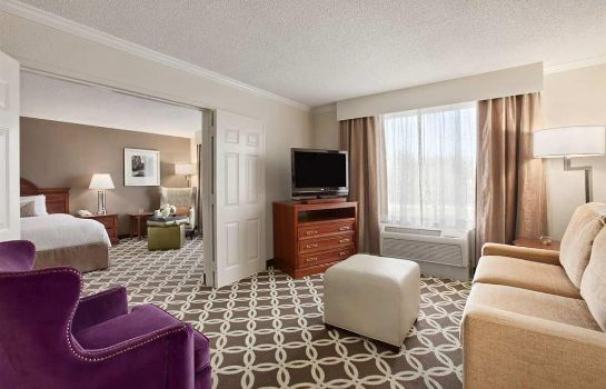 Suite Hilton Garden Inn Boston-Burlington