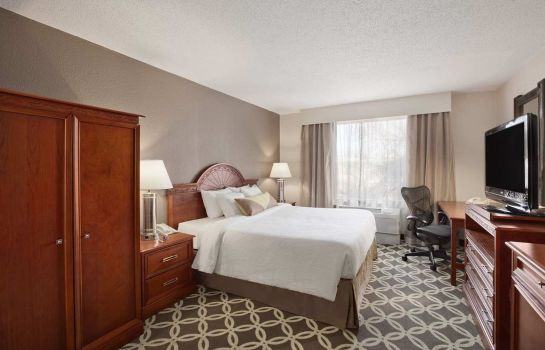 Zimmer Hilton Garden Inn Boston-Burlington