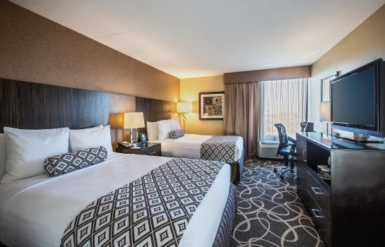 Zimmer Crowne Plaza NEWARK AIRPORT
