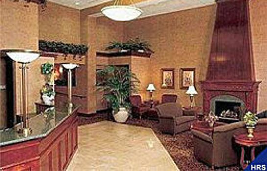 Hotelhalle RAMADA DES MOINES AIRPORT