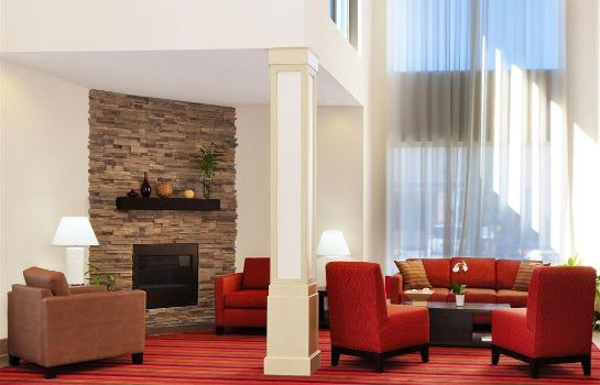 Hotelhalle Four Points by Sheraton Portland East