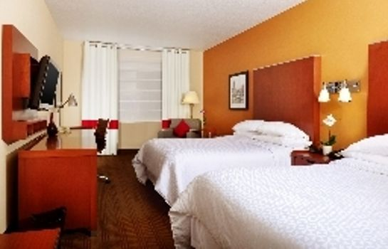 Doppelzimmer Standard Four Points by Sheraton Portland East
