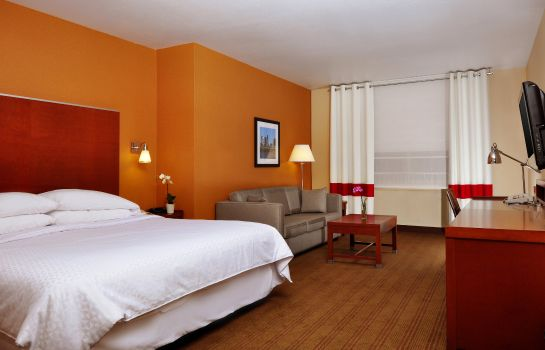 Zimmer Four Points by Sheraton Portland East