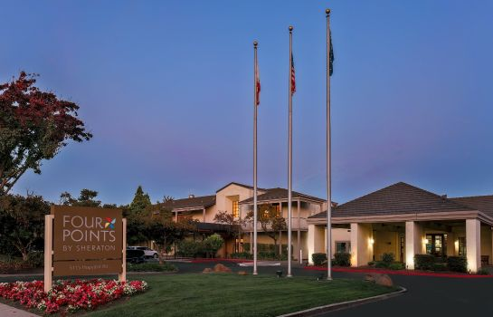 Vista exterior Four Points by Sheraton Pleasanton