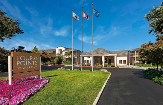 Außenansicht Four Points by Sheraton Pleasanton Four Points by Sheraton Pleasanton