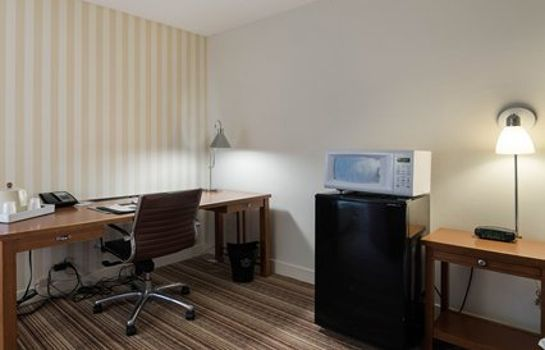 Suite Quality Inn Manchester Airport