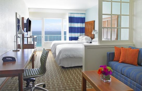 Chambre Four Points by Sheraton Miami Beach