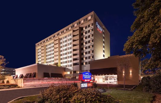 Vista exterior Fairfield Inn & Suites Charlotte Uptown