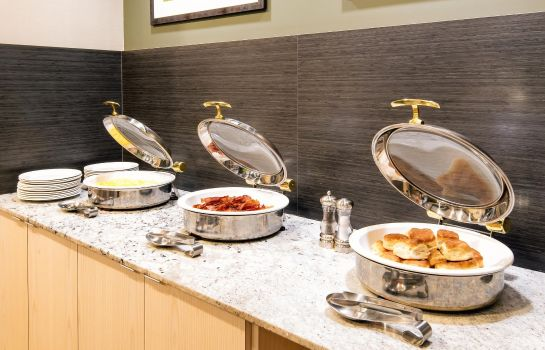 Restaurante Fairfield Inn & Suites Charlotte Uptown