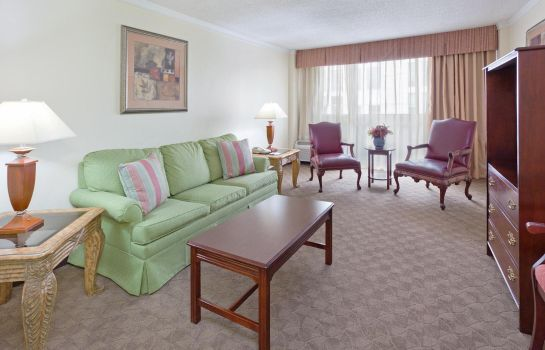 Suite Fairfield Inn & Suites Charlotte Uptown