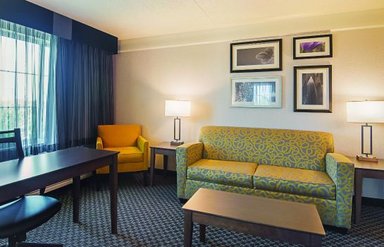 Suite La Quinta Inn and Suites Oklahoma City - NW Expwy
