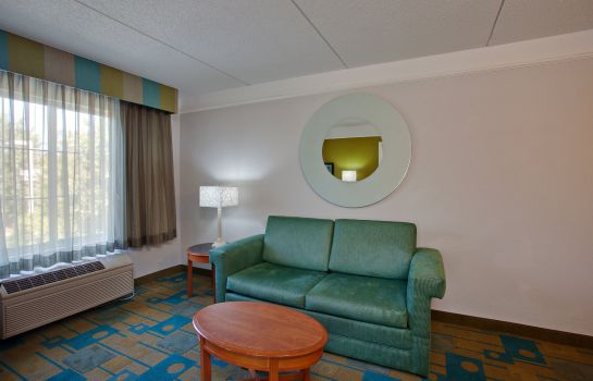 Suite La Quinta Inn and Suites Greensboro