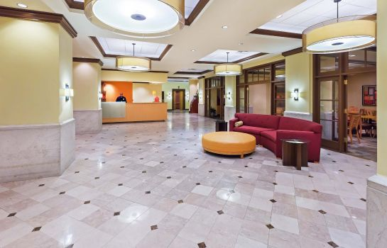 Hall La Quinta Inn Ste Downtown