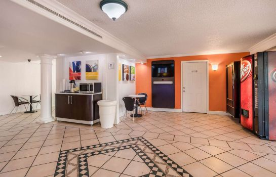Hotelhalle LA QUINTA INN BEAUMONT MIDTOWN