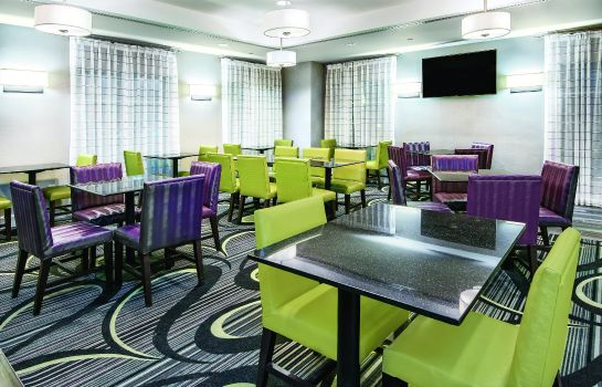 Hotelhalle La Quinta Inn and Suites DFW Airport South / Irving