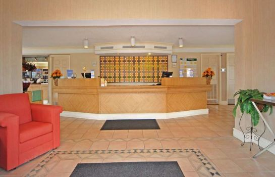 Hotelhalle La Quinta Inn by Wyndham Denver Cherry Creek
