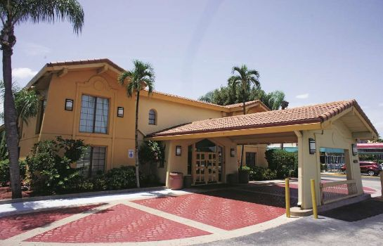 Außenansicht La Quinta Inn Fort Myers Central