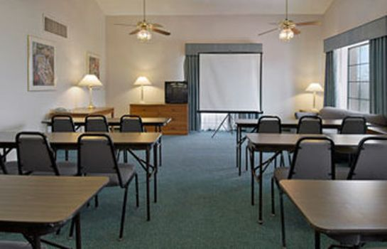 Conference room Red Roof Suites Houston-Hobby Airport