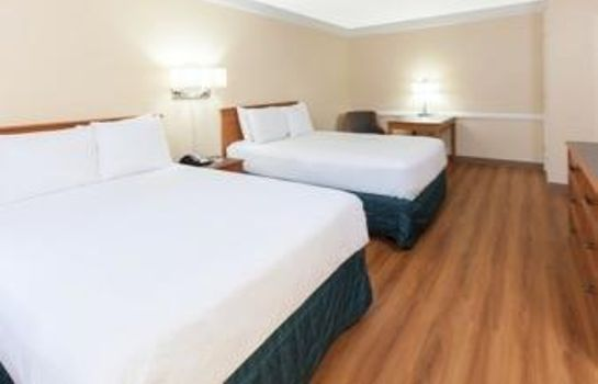Zimmer BAYMONT INN & SUITES HOUSTON H