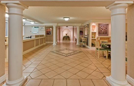 Hall de l'hôtel LA QUINTA INN JACKSONVILLE ORANGE PARK