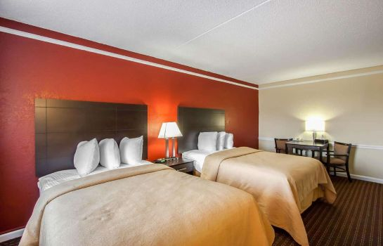 Double room (superior) Econo Lodge Memphis