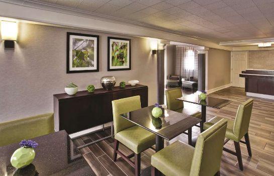 Hotelhalle LA QUINTA INN NASHVILLE SOUTH