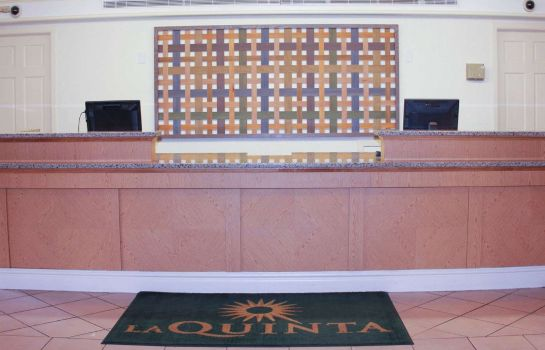 Hotelhal La Quinta Inn West Bank Gretna