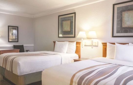 Chambre double (confort) La Quinta Inn by Wyndham New Orleans West Bank / Gretna