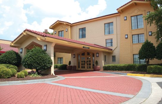 Außenansicht La Quinta Inn Norfolk Virginia Beach