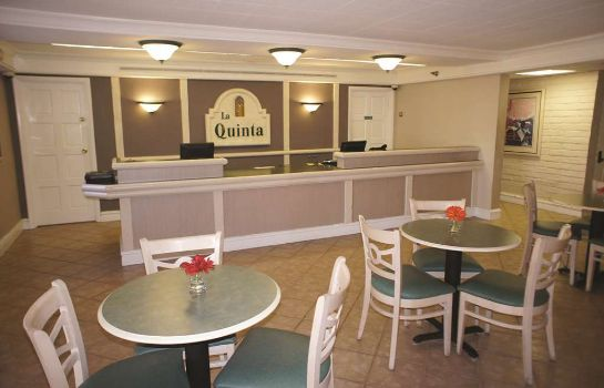 Hotelhalle La Quinta Inn Norfolk Virginia Beach