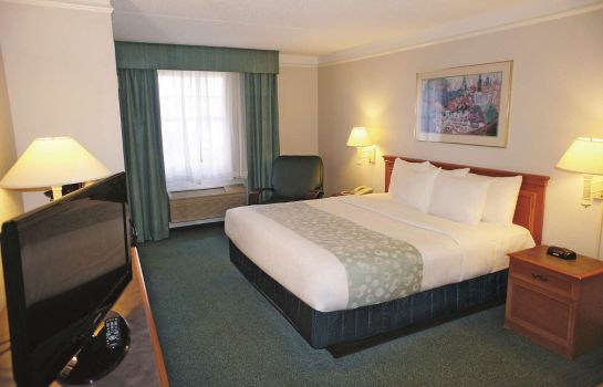 Zimmer La Quinta Inn Norfolk Virginia Beach