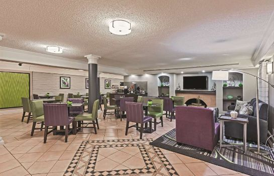 Hotelhalle La Quinta Inn Houston Cy-Fair