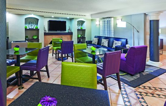 Hotelhalle La Quinta Inn Houston Cy Fair