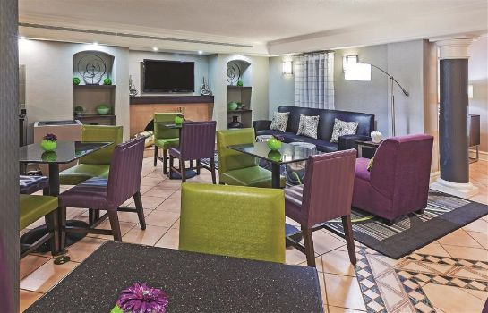 Lobby La Quinta Inn by Wyndham Houston Cy-Fair