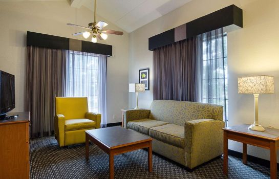 Suite La Quinta Inn by Wyndham Houston Cy-Fair