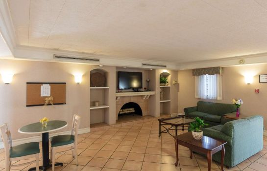 Hall LA QUINTA INN KNOXVILLE WEST