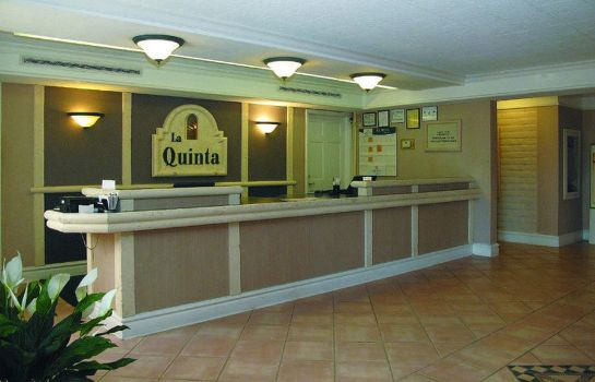 Hol hotelowy LA QUINTA INN KNOXVILLE WEST