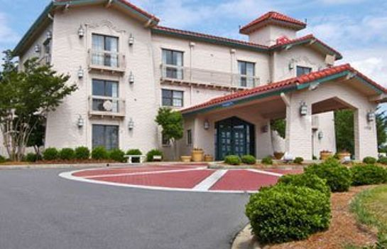 Außenansicht Ramada Limited South Charlotte