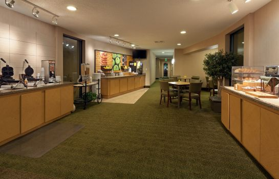 Hotelhalle LA QUINTA INN SEATTLE SEA-TAC AIRPORT