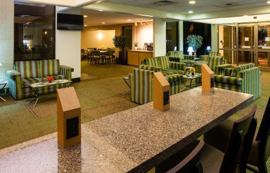 Lobby La Quinta Inn Seattle Sea-Tac Airport