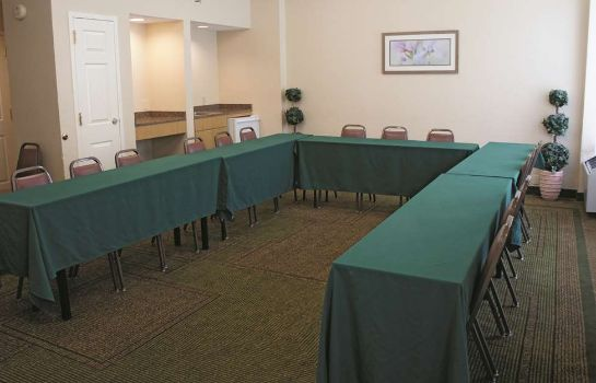 Conference room La Quinta Inn Ste Sugarland