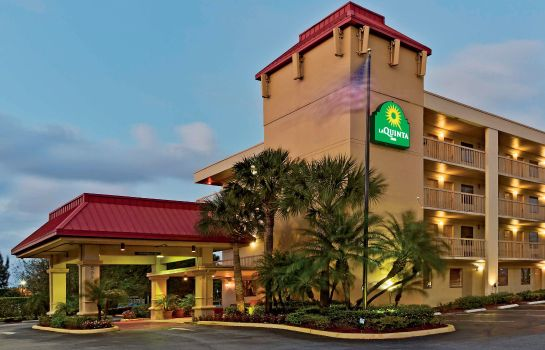 Außenansicht La Quinta Inn West Palm Beach - Florida Turnpike